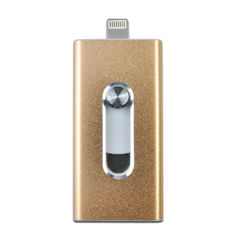 China High Spped IOS Apple Lightning Flash Drive , Iphone Compatible Pendrive supplier