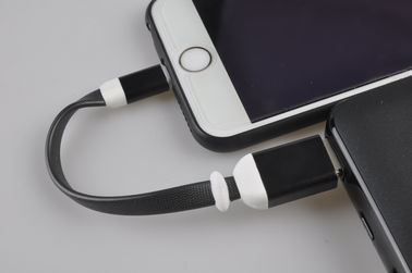 Iphone 2 In 1 USB And Lightning Flash Drive , Apple USB Data Charging Cable
