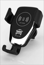 10W Universal Qi Wireless Car Charger Phone Holder For IPhone And Samsung